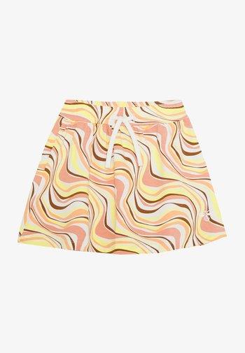 SHELLY SKIRT - Sportovní sukně - coral pink