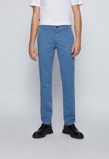 SCHINO - Chinos - blue