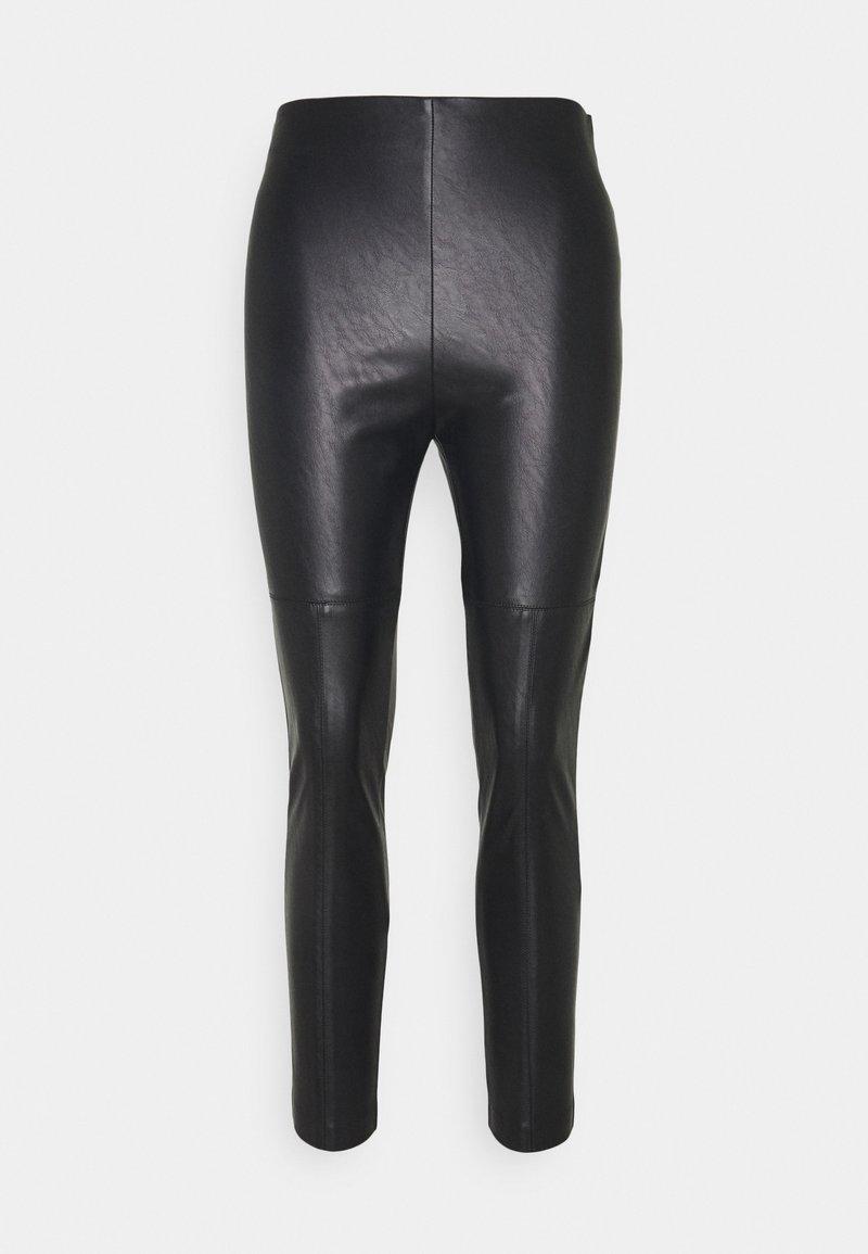 Pinko - ANSELMO  - Kalhoty - black