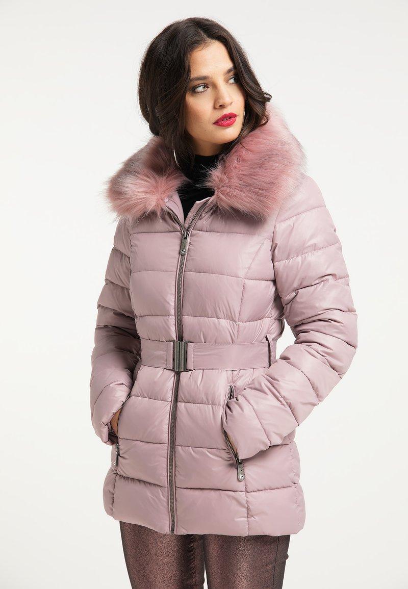 faina - Winter jacket - nude