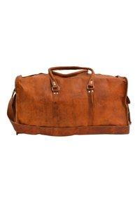 Gusti Leder - Weekend bag - brown - 2