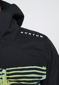 Burton - COVERT BARREN - Snowboard jacket - black/white - 7