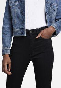 G-Star - G-STAR SHAPE HIGH SUPER SKINNY - Jeans Skinny Fit - rinsed - 3