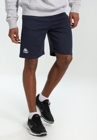 Kappa - TOPEN - Sports shorts - navy - 0