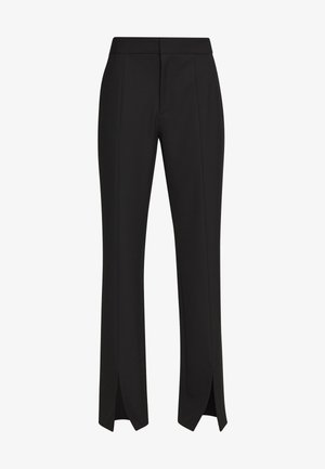 HOPE PANTS - Trousers - black