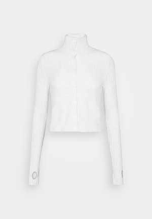 KATI CARDIGAN - Cardigan - white