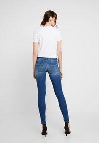 Replay - LUZ HIGH WAIST - Jeans Skinny Fit - medium blue - 2