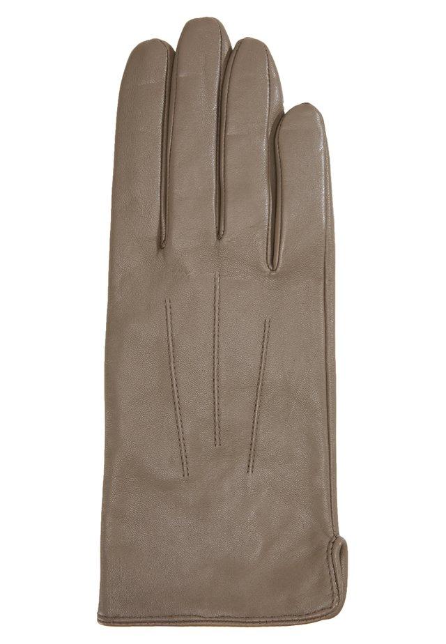 CARLA - Rękawiczki pięciopalcowe - mink