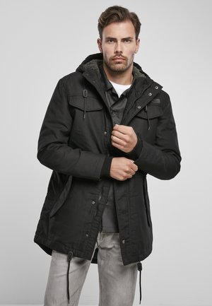 MARSH LAKE - Parka - black