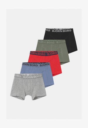 SEASONAL SOLID SAMMY 5 PACK - Pants - sea spray