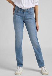 Lee - MARION  - Straight leg jeans - light blue - 0
