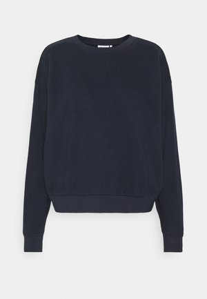 HUGE CROPPED - Sudadera - navy