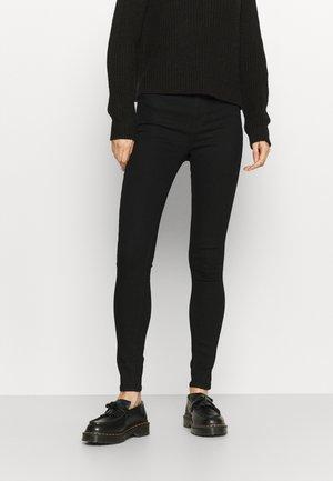 ONLF HIGHMAX  - Jeans Skinny Fit - black