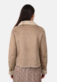 Oakwood - OLGA - Light jacket - gray taupe - 2