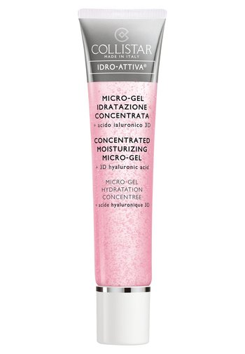 CONCENTRATED MOISTURIZING MICRO-GEL - Face cream - -