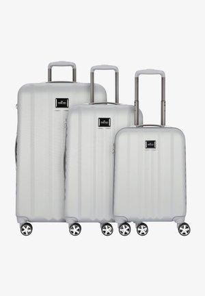 3 SET - Set di valigie - silver