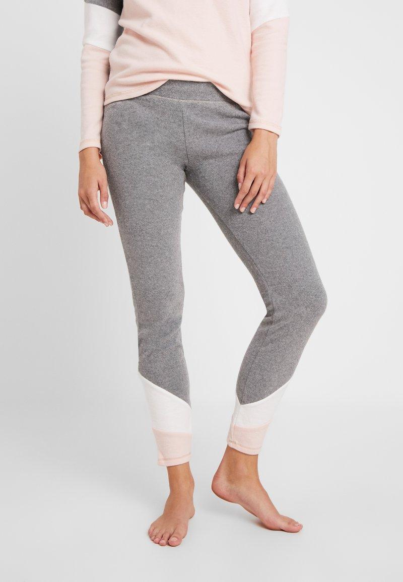 Etam - PANTALON - Nattøj bukser - anthracite