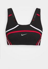 ULTRABREATHE BRA - Sports bra - black/white/university red
