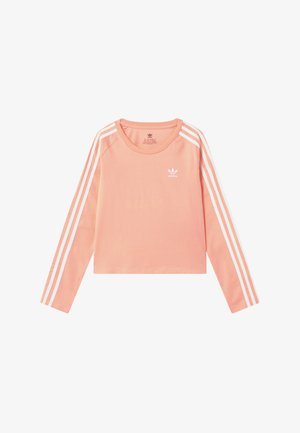 3 STRIPES - Langærmede T-shirts - hazcor/white