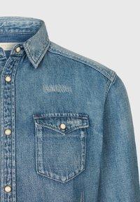 AllSaints - DARFIELD - Shirt - blue - 3