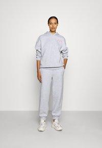 Stieglitz - Teplákové kalhoty - grey melange - 1