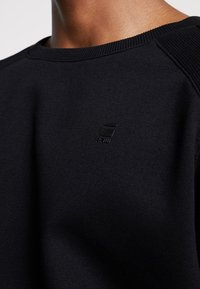 G-Star - MOTAC SLIM - Sweatshirt - dark black - 5