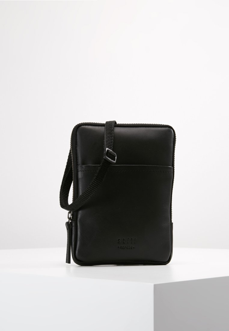 Still Nordic - CLEAN MINI - Across body bag - black