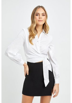 AU MONACO - Overhemdblouse - z1-white/blanc
