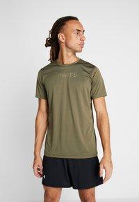 Craft - CORE ESSENCE TEE  - Print T-shirt - rift - 0
