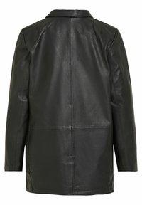 Object - Leather jacket - black - 6