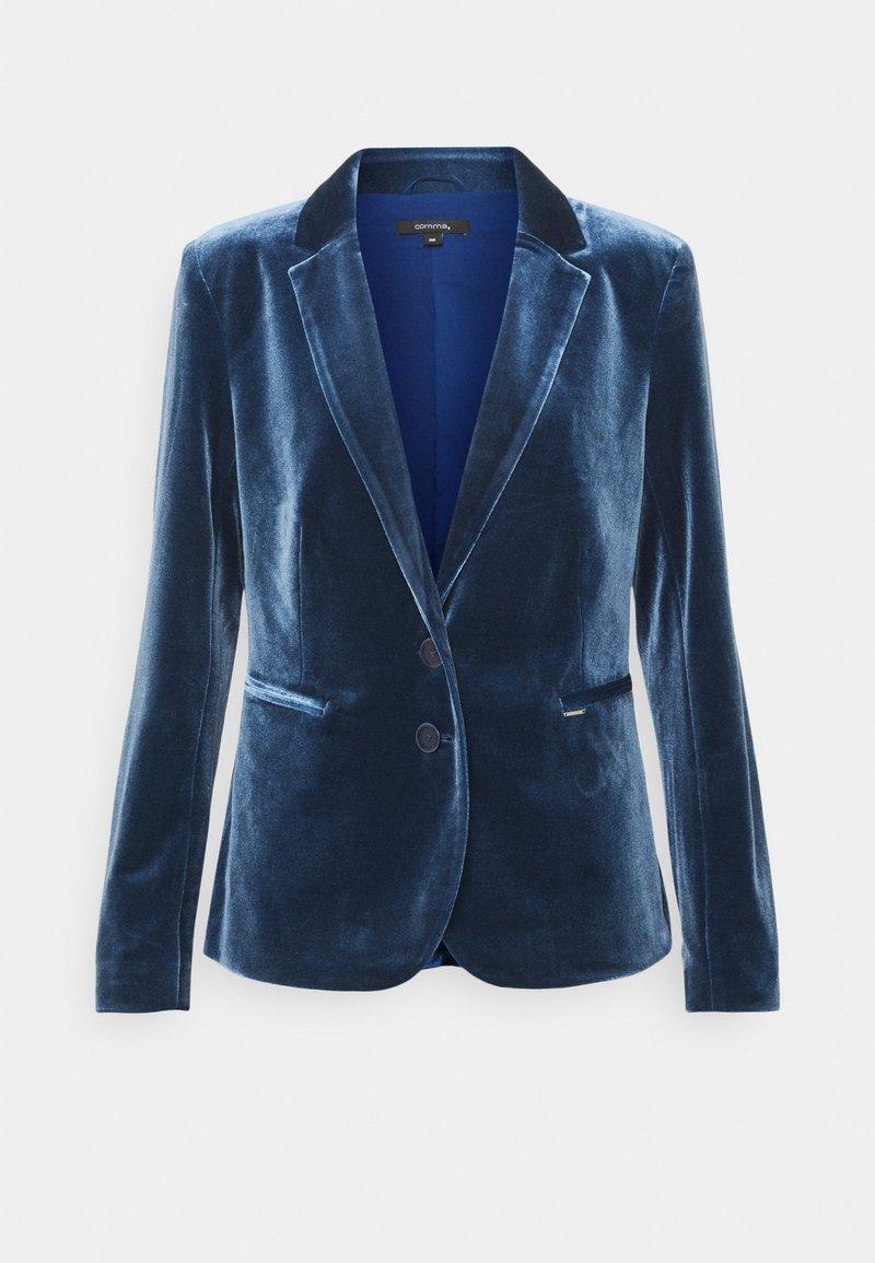 comma - Blazer - dark blue