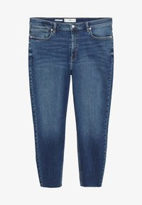 Mango - ISA - Jeans Skinny Fit - dunkelblau - 4