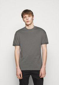 DRYKORN - THILO - Basic T-shirt - grey - 0