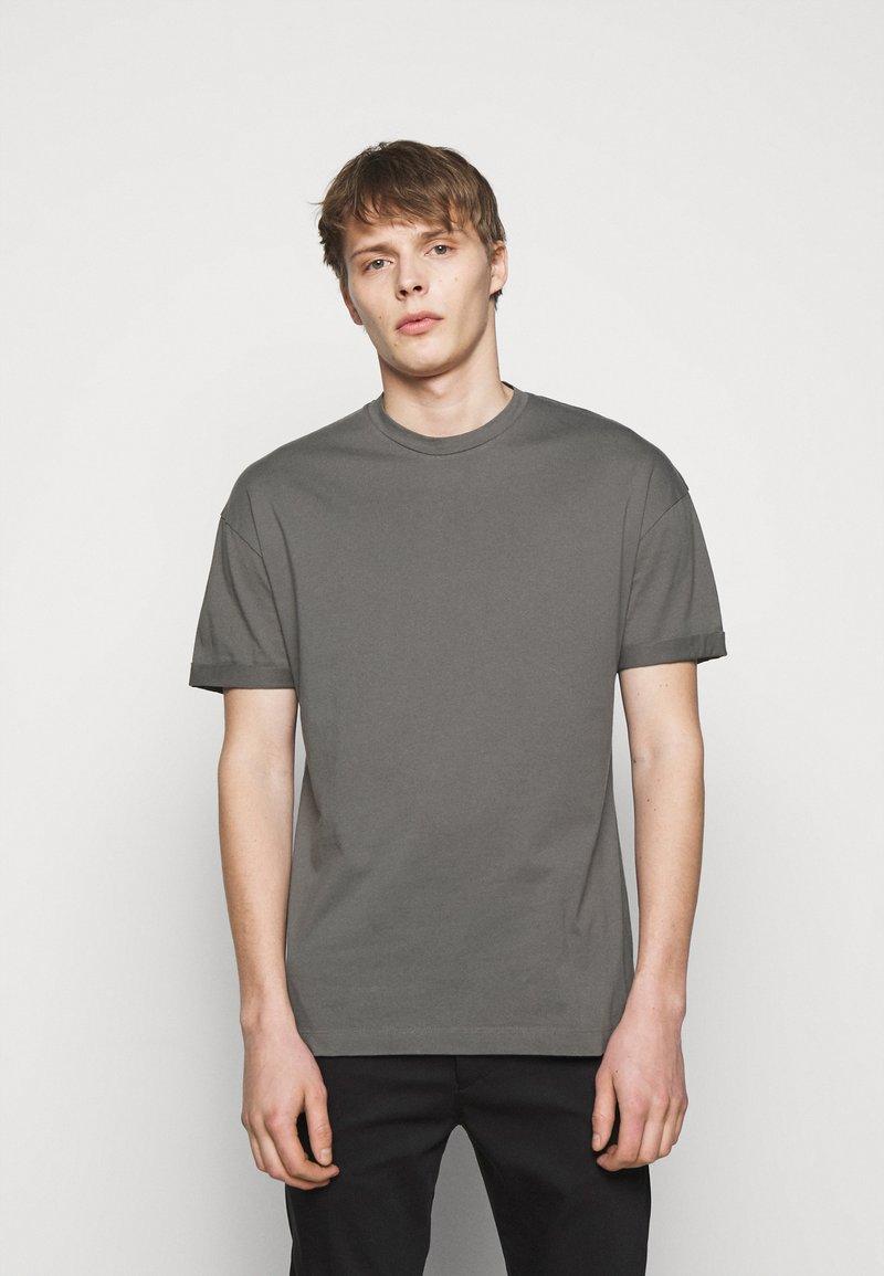 DRYKORN - THILO - Basic T-shirt - grey