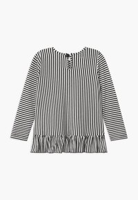 WAUW CAPOW by Bangbang Copenhagen - ELLY BIRDIE - Long sleeved top - black/white - 1