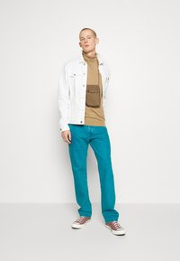 Levi's® - 501® BIRTHDAY '93 STRAIGHT - Jean droit - blue eyes turquoise - 1