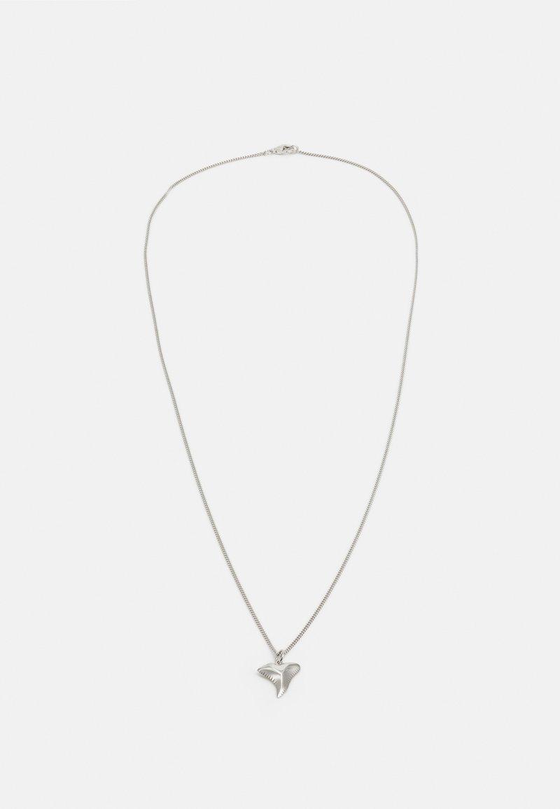 Miansai - SHARK TOOTH UNISEX - Collana - silver