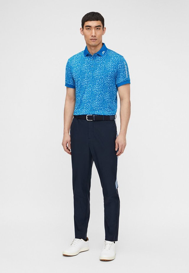 Trousers - jl navy
