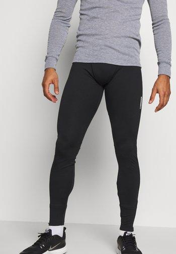 JCOZREFLECTIVE RUNNING  - Leggings - black