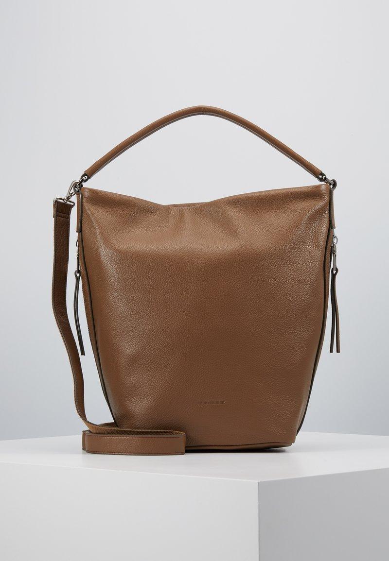 FREDsBRUDER - RIMINI - Handbag - chestnut