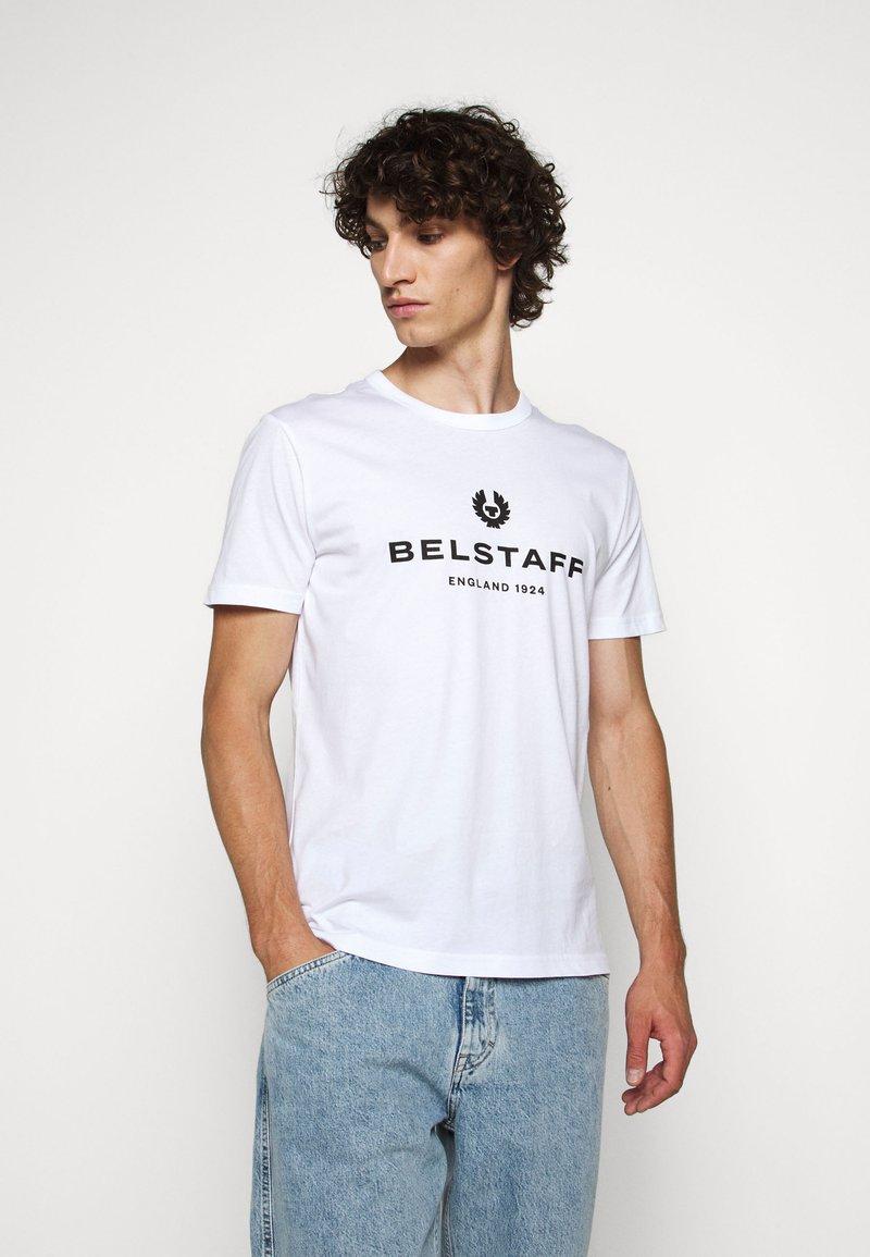 Belstaff - T-shirt con stampa - white