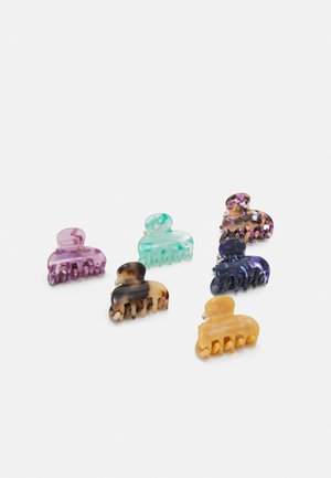 6 PACK - Hair styling accessory - multi-coloured