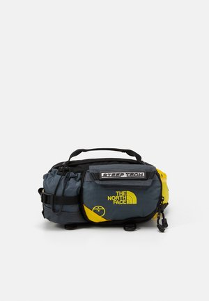 UNISEX - Gürteltasche - vanadis grey/lightning yellow