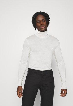 MODE ROLL NECK - Pullover - fog grey marl