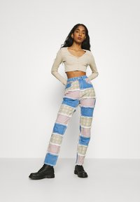 The Ragged Priest - VISION  - Jeans straight leg - multi-coloured - 1