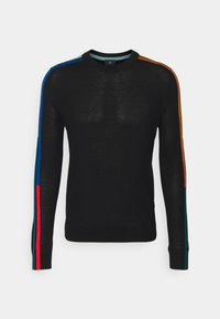 PS Paul Smith - MENS CREW NECK - Jumper - black - 0