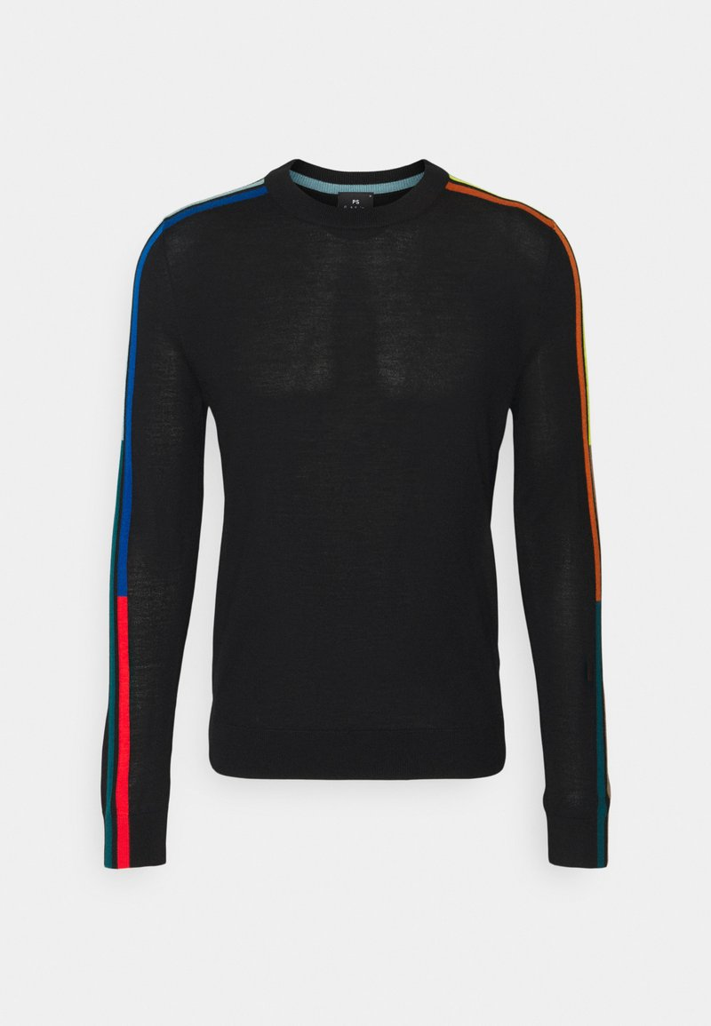 PS Paul Smith - MENS CREW NECK - Jumper - black