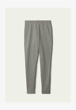 THERMO - Leggings - Trousers - grigio medio mel.