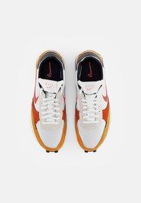 Nike Sportswear - DBREAK TYPE UNISEX - Trainers - white/crimson-monarch-rugged orange-black-sail - 3