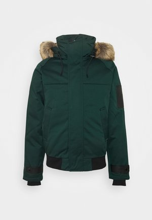 DOUDOUNE - Winter jacket - dark green